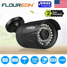 1080P 2.0MP 3000TVL CCTV DVR Security Camera Night Vision Bullet Cam Waterproof