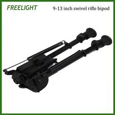 "9""-13"" Swivel model Rifle Bipod Shooting Gun Mount Solid base Bench Rest Bi-pod"