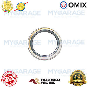 Omix-ADA For 41-76 Willys / Ford / Jeep Dana 25 Axle Tube Seal Front - 16708.01