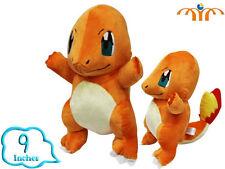 Peluche mini Charmander pokemon dragon fuego