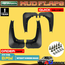 4x Front & Rear Splash Guards Mud Flaps MudFlaps for BMW X3 F25 2011-2016 SUV