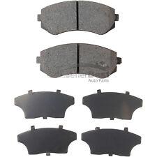 for 89-96 240SX S13 S14 EBC Redstuff Ceramic Brake Pads Front /& Rear Set