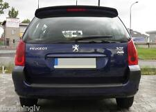 Peugeot 307SW 307 SW ESTATE Avant TAILGATE REAR ROOF SPOILER Door WING Extension