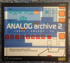Samplelab Analog Archive 2 Synthesizer Sample Library