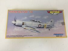 NEW PIONEER 2 HAWKER SEA FURY T-20 MODEL KIT 1/72 SCALE SERIES 4-4014