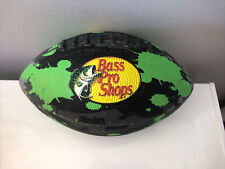 Bass Pro Shops Neon Camo Football