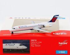 Herpa 1:500 - 528733: Delta Air Lines Boeing 717 - NEU + OVP