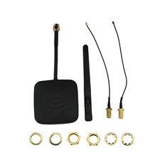 Upgrade Hubsan H501S H502S H107D 5.8Ghz 14dBi Panel Antenna 2.4GHz 3dBi Antenna