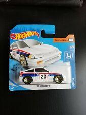 Hot Wheels 88 Honda CR-X 5/5 1:64 123/250 2020 Mattel