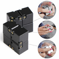 Luxury EDC Infinity Cube Mini For Stress Relief Fidget Anti Anxiety Stress Funny