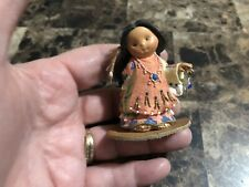 Vintage Freinds Of A Feather September Girl! 2 Inch