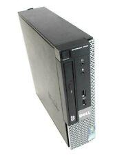 Dell Optiplex 7010 USFF Desktop Computer i7-3770s 16GB 1TB SSD Win 10 Pro DVD