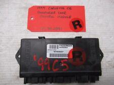 99 Chevrolet Corvette C5 RIGHT PASSENGER POWER DOOR MODULE 09352891 OEM 97-04