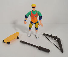 "1996 X-Treme Action Jonny 3.5"" Galoob Action Figure Jonny Quest"