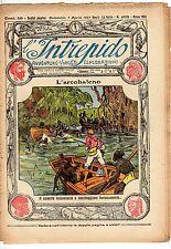 rivista L'INTREPIDO ANNO 1927 NUMERO 402