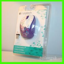 New Logitech 910-004267 m317 Wireless Mouse Limited Edition, Exuberance