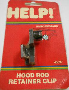 Dorman Help 45397 Hood Rod Retainer Clip for 1975-83 Ford Mustang Pinto Maverick