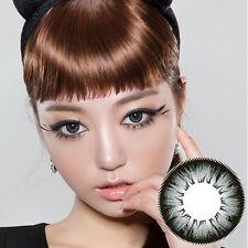 Lentilles de Contact Gris Color Contact Circle Lenses Dia14,5mm HCSG