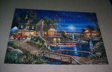 2 BUFFALO DAYS TO REMEMBER AUTUMN & HOLIDAY COLLECTION 500 PC PUZZLES COMPLETE!