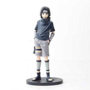 Naruto Uchiha Sasuke Collection Model Action Figure Kids Toy Child Gift 9in