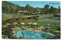 palm springs  ,california  ,  the tennis club     a.j