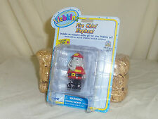 Elephant 2in Webkinz Fire Chief fireman fgurine sealed unused code 3up boy girl