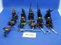 Warhammer Fantasy - Dark Elves - Lanceros x10 - WF174
