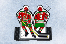 NHL New Jersey Devils (1980-90's) decals for Coleco hockey table **PICK ONE**