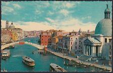 AX0780 Venezia - Ponte degli Scalzi - Cartolina postale - Postcard