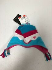 NEW-Obermeyer Zag fleece hat, Kids girl's SIZE 5-8