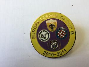 FOOTBALL -  SOCCER  -  AEK  ATHENS  FC  PIN BADGE