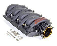 FAST ELECTRONICS GM LS Intake Manifold - LSXR 92mm Black P/N - 54039B