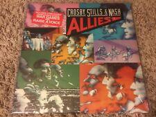 CROSBY, STILLS & NASH - Allies VINYL (1983 Pressing - Atlantic 80075) NEW SEALED