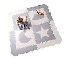 "Baby Play Mat Tiles - 61"" x 61"" Extra Large, Non Toxic Foam Baby Floor Mat - ."