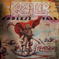 Kreator - Endless Pain - Remastered (NEW 2 VINYL LP)