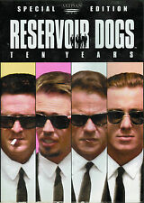 Reservoir Dogs (DVD, 2003, 10th Anniversary Edition, 2 Disc Set) Harvey Keitel
