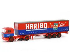 Lemke lc4058-Camion Man f90 Haribo-PISTE N-Neuf