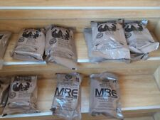 1 Original MRE Inst 06/2020- meal US ARMY,  komplett, ungeöffnet USA,