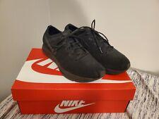 Nike Men's Flyknit Trainer Triple Black Size 10