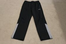 Boy's Under Armour black pants size XL never worn New without tags
