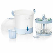Baby Bottles Steam Sterilizer Electric Cleaner Accessory Sanitize