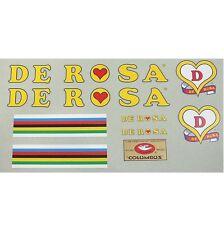 De Rosa Derosa late 70s full set of decals vintage