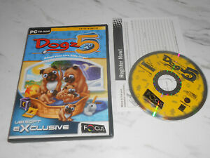 Dogz 5 PC - Adopt your own little dogz! - Windows 98/ME/2000/XP DOGS 5