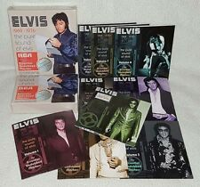 Elvis Collectors 8 CD Boxset THE ESSENTIAL UNDUBBED MASTERS 1969-1976