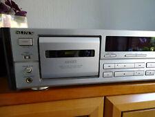 Garra sony lo kasetten Deck tc-k890es oro ABS. utilizada