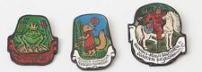 Little Red Riding Hood / Frog Prince/ Nightingale the Robber Russian Pin Badge