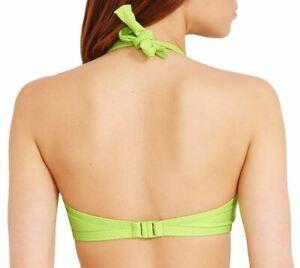 Freya Cherish AS3361 W Underwired Halterneck Bikini Top Lime (LIE) 28D
