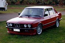BMW 5 e28 BBS style  Frontspoiler 520i 525i 525e 528i 535i BBS Front bumper