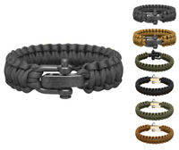 Survival Straps Paracord Bracelets Made In USA