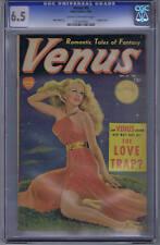 Venus #8 Atlas 1950 CGC 6.5 (FINE +)